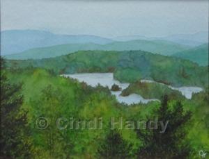 Buck Mountain Pond